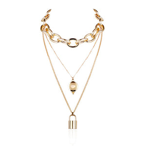 Ariadna Layered Necklace