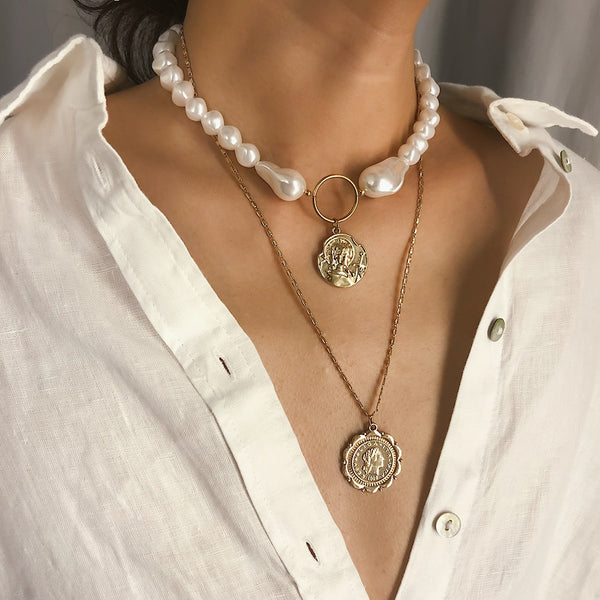 Brooke Layered Necklace