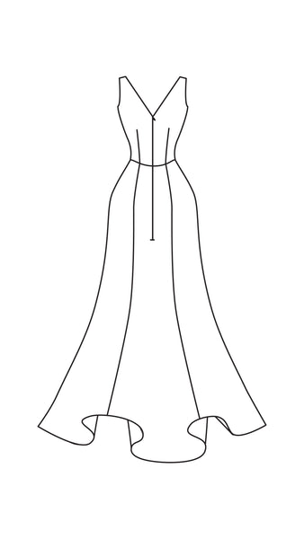 BOZLEY - Dress Pattern
