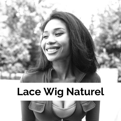 Lace Wig Naturel