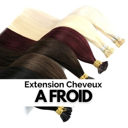 Extension Cheveux A Froid