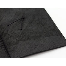 Load image into Gallery viewer, Traveler's Notebook- Black  #13714006