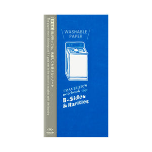 TN Refill L.E. Washable Paper  #14428-006