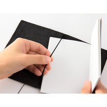 Load image into Gallery viewer, Traveler's Notebook Passport- Black  #15026006