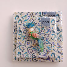 Load image into Gallery viewer, Florentine Azzurra Napkins