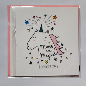 Mother's Day Card- Papyrus: Happy Unicorn #6521420