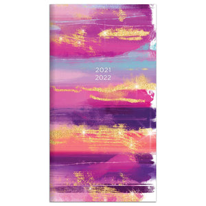 2-Year Pocket Monthly Calendar 2021 & 2022  #21-7224