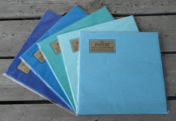 Ocean Blues Tissue Paper Assortment