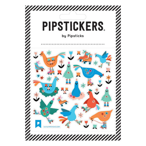 PipStickers- Roller Chicks  AS002511