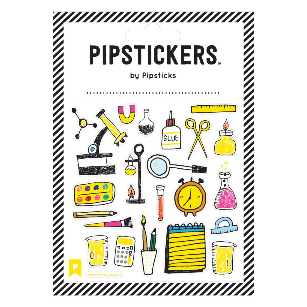 PipStickers- Science Lab   AS001409