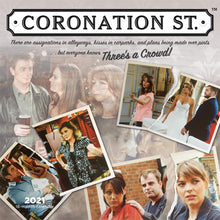 Load image into Gallery viewer, Wall Calendar- Coronation Street 2021    #0885-8
