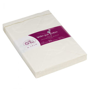 G. Lalo Cotton A5 Tablet and Envelopes