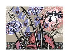 Load image into Gallery viewer, Clare Curtis- Linocut: Glade    CC1893
