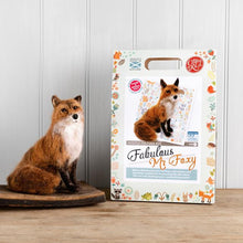 Load image into Gallery viewer, Needle Felting Kit: Fabulous Mr. Fox   NF143