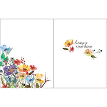Load image into Gallery viewer, Anniversary Card- Gina B: Gardener's Joy #212-6312