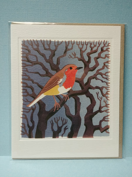Winter Printmakers Blank Cards