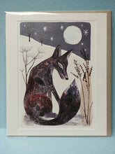 Load image into Gallery viewer, Winter Printmakers Blank Cards