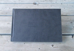 Imitation Leather Guest Book