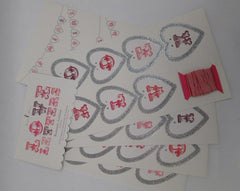 Love Letters Romantic Garland