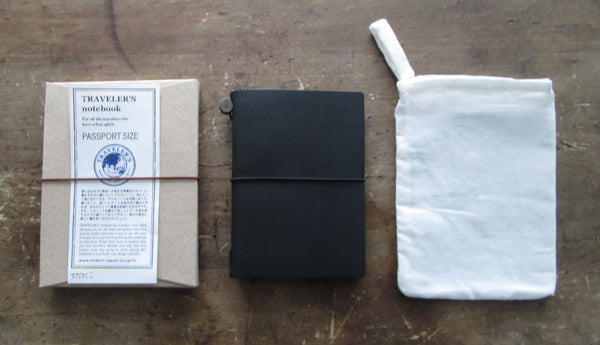 Midori TN Traveler's Notebook Passport