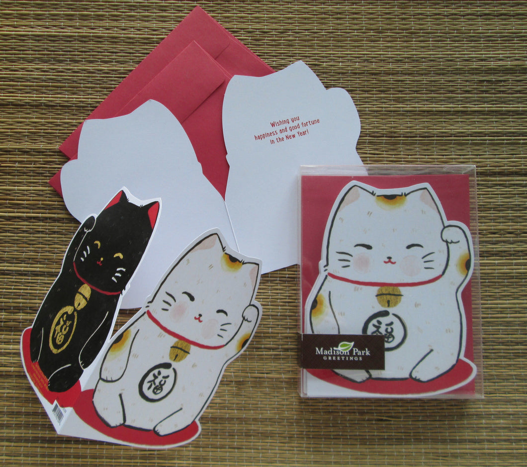 Chinese New Year Note Cards