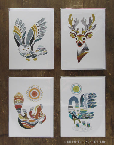 Greeting Cards- Nunamar