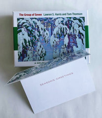 The Group of Seven, Lawren S. Harris and Tom Thomson Holiday Card Assortment