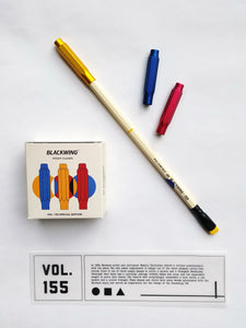 Blackwing Point Guards- Vol. 155 Bauhaus