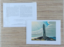 Load image into Gallery viewer, North Shore, Lake Superior by Lawren S. Harris (1885-1970) #31-9667