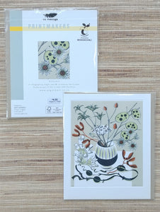 Angie Lewin- Lithograph: Autumn    AL1207