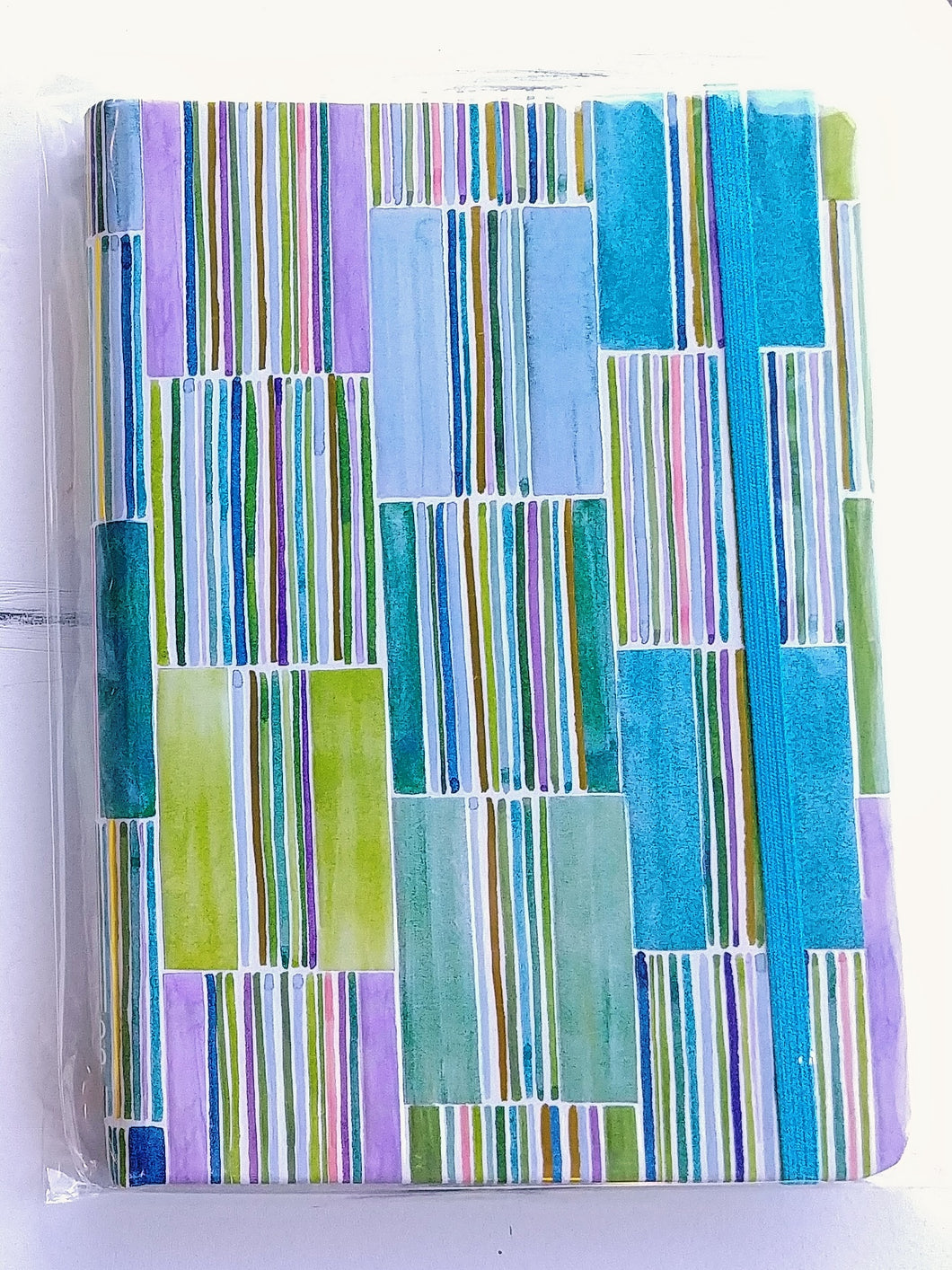 Hampton Stripes Lined Journal