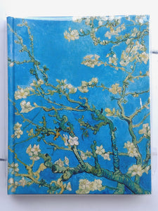 Almond Blossom Lined Journal