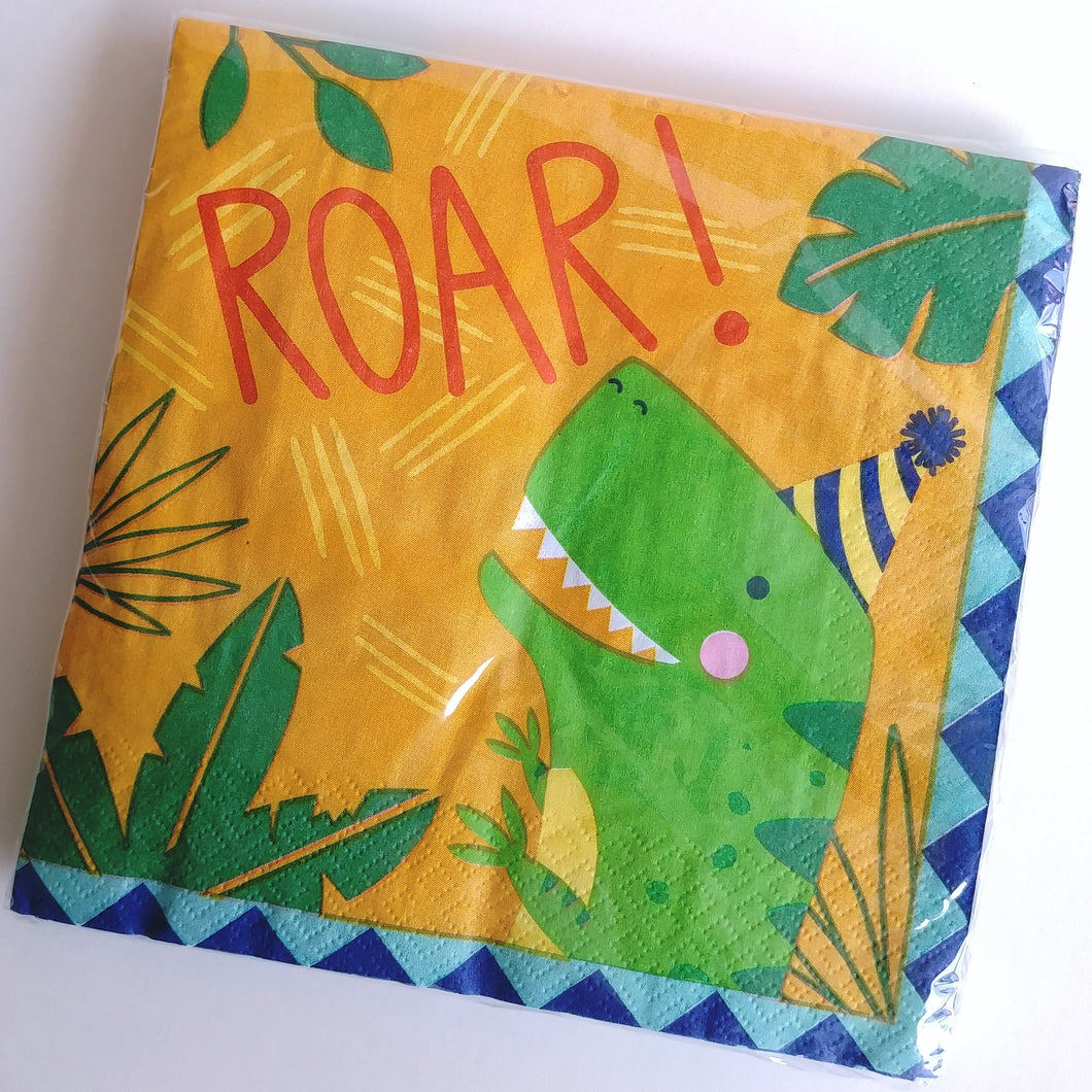 Dino-mite Party Napkins. #512270
