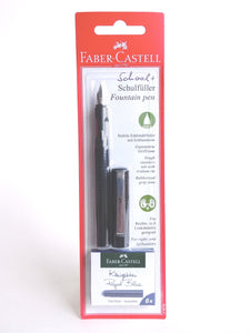 Faber-Castell School Fountain Pen