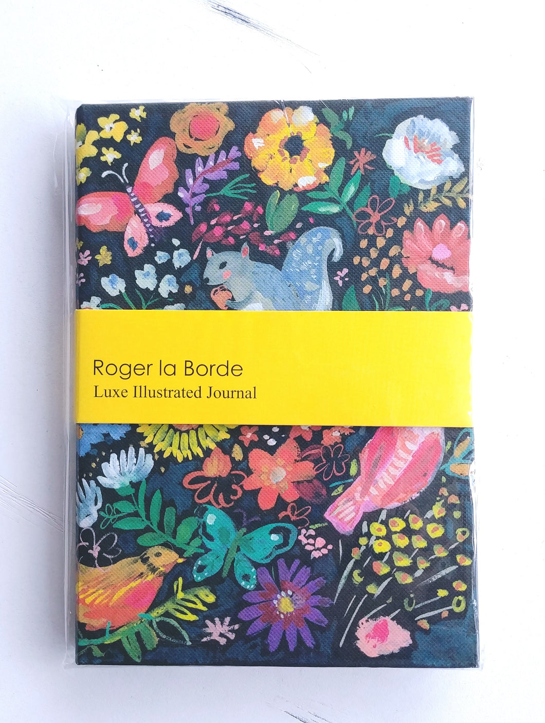 Roger La Borde Illustrated Journal- Luxe  AS041