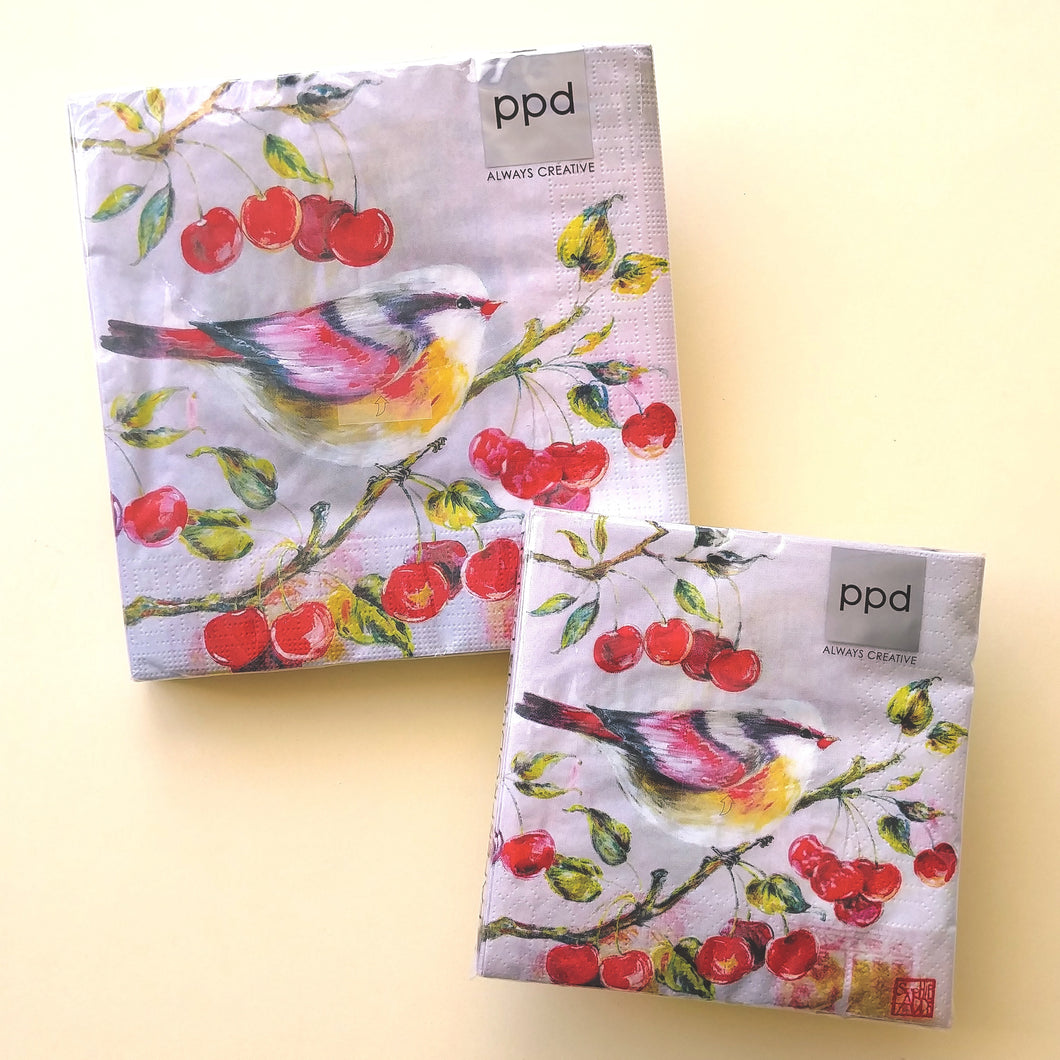 Josefine Bird Napkins