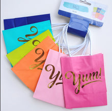 Load image into Gallery viewer, Yum! Mini Tote Bags #160543