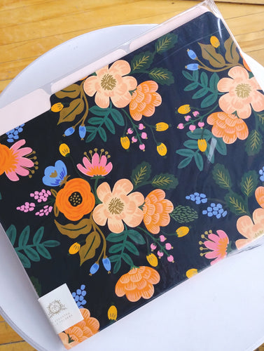 Rifle File Folders- Lively Floral