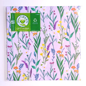 Wrapping Paper- Secret Garden