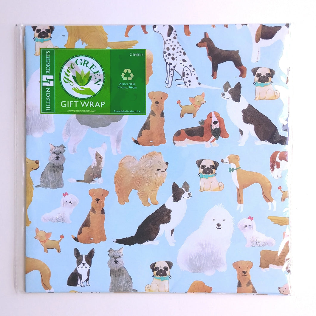 Wrapping Paper- Best In Show