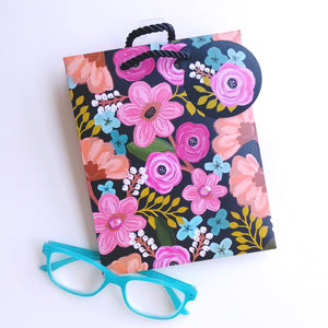 Gypsy Floral Small Gift Bag ST209