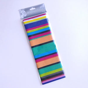 Tissue Paper- Hot Stripe