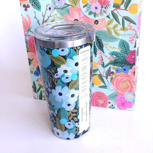 Rifle Tumbler- Garden Party Blue  RP2116GBGP
