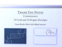 Load image into Gallery viewer, Condolence Thank You Notes    #8106