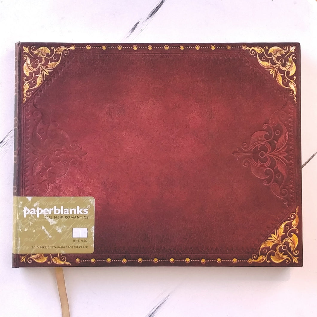 PaperBlanks Guest Book- Urban Glam