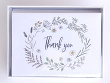 Load image into Gallery viewer, Native Botanicals Thank You Notes    #4546