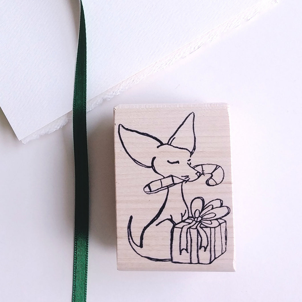 Eliot's Gift Rubber Stamp