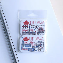 Load image into Gallery viewer, Ottawa Cityscape Magnets