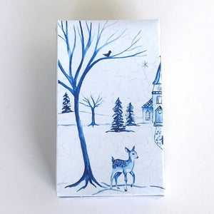 Winter Scene Matches- Deer