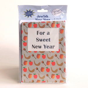 Rosh Hashanah Cards- For A Sweet New Year JP5218